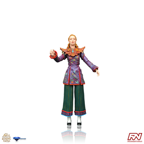 ALICE THROUGH THE LOOKING GLASS SELECT: Alice Action Figure