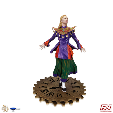 ALICE THROUGH THE LOOKING GLASS GALLERY: Alice PVC Figure