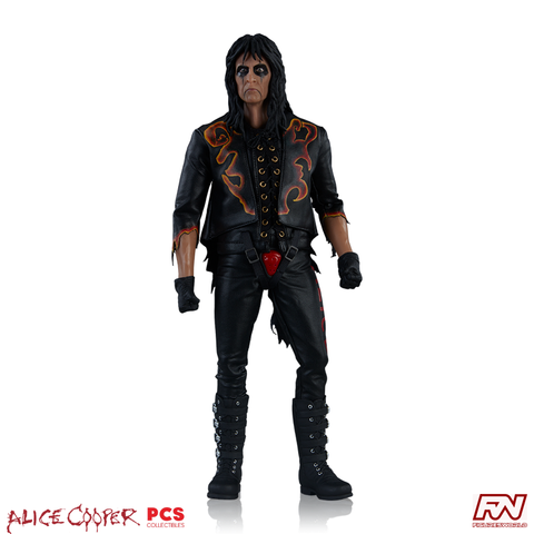 Alice Cooper 1:6 Scale Collectible Figure