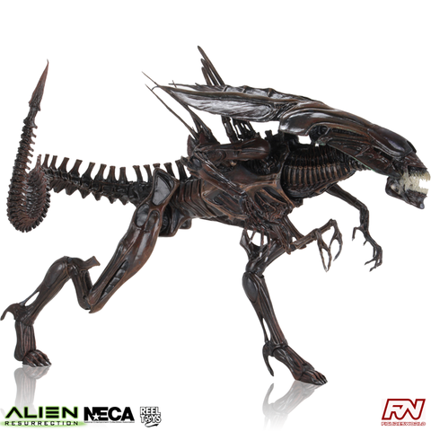 ALIEN RESURRECTION: Alien Queen Ultra Deluxe Action Figure