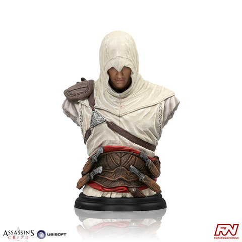 ASSASSIN'S CREED LEGACY COLLECTION: Altaïr Ibn-La'Ahad Bust