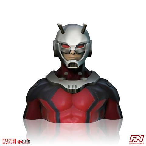 MARVEL COMICS: Ant-Man Money Bank Bust