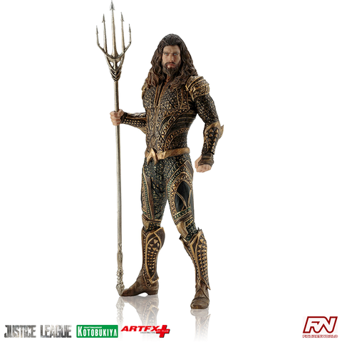 JUSTICE LEAGUE: Aquaman ArtFX+ PVC Statue
