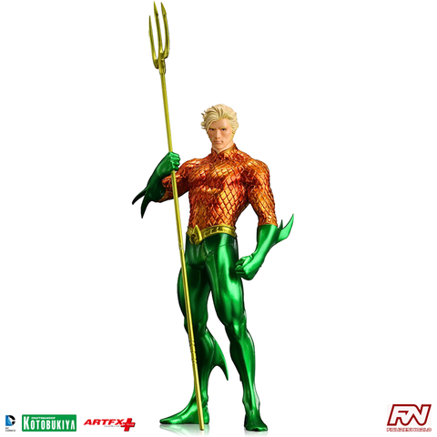 DC COMICS: NEW 52 Aquaman ArtFX+ PVC Statue
