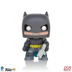 POP! HEROES: BATMAN THE DARK KNIGHT RETURNS - Armored Batman (117)
