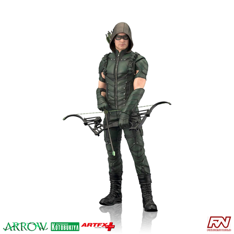 ARROW (TV SERIES): Green Arrow ArtFX+ PVC Statue