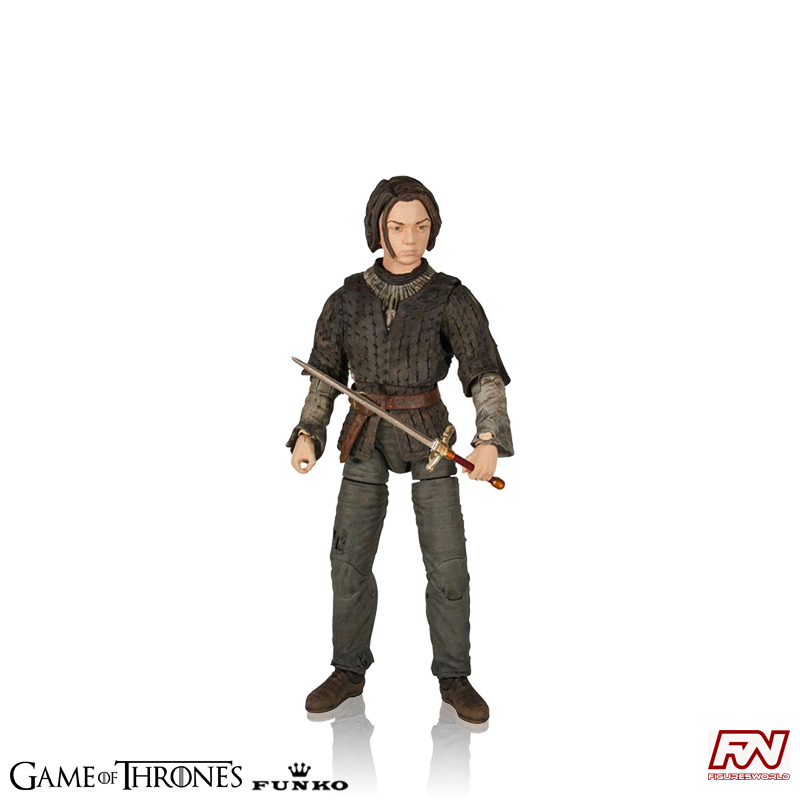 GAME OF THRONES: Arya Stark Legacy Collection Action Figure