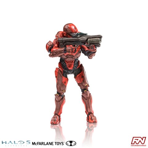 HALO 5 SERIES 2: Spartan Athlon Action Figure