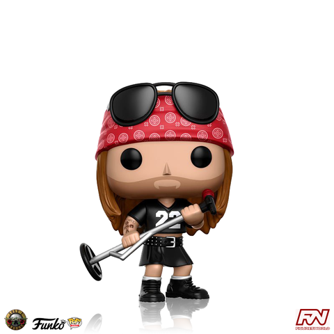 POP! ROCKS: GUNS 'N' ROSES - Axl Rose (#50)