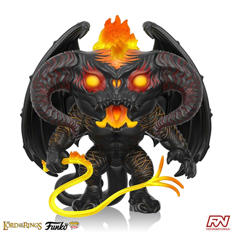 "POP! Movies: The Lord of the Rings - Balrog 6"" (#448)"