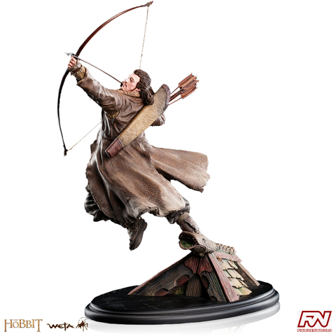 THE HOBBIT: Bard the Bowman Statue
