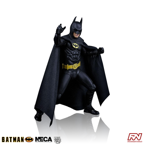 BATMAN (1989 MOVIE): 25th Anniversary 1989 Batman 7-Inch Promo Figure USA Exclusive