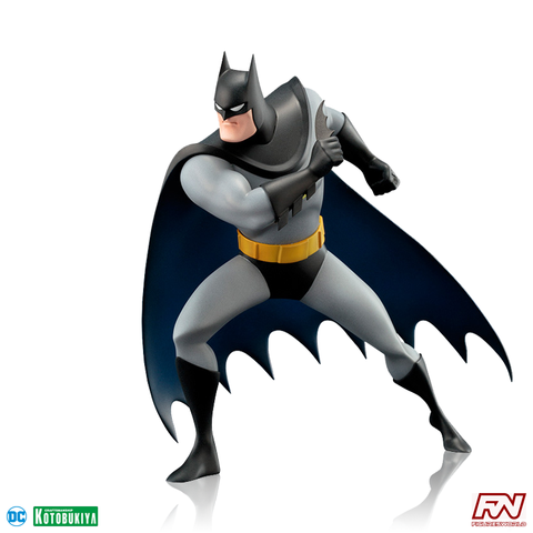 DC COMICS: Batman Animated ArtFX+ PVC Statue