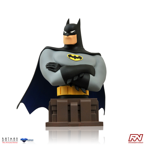 BATMAN THE ANIMATED SERIES: Batman Bust