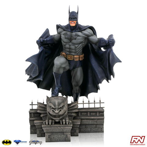 DC COMIC GALLERY: Batman PVC Diorama