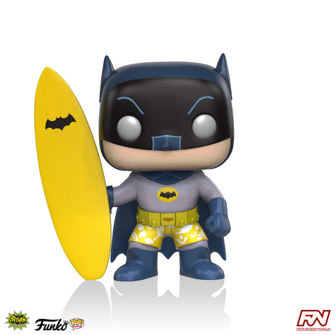 POP! HEROES: Surfs Up! Batman (133)