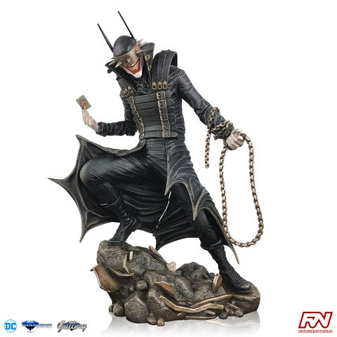 DC COMIC GALLERY: The Batman Who Laughs PVC Diorama