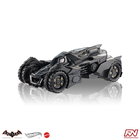 BATMAN™: ARKHAM KNIGHT - Batmobile 1:43 Scale Die-Cast Hot Wheels Elite Collection