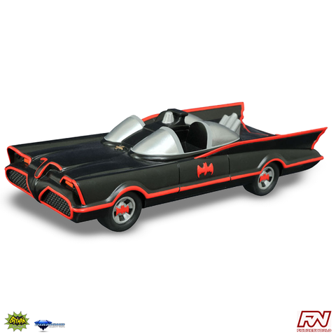 BATMAN Classic TV Series: Batmobile Vinyl Bust Bank