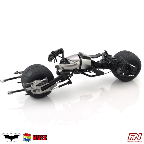 THE DARK KNIGHT TRILOGY: Mafex Batpod