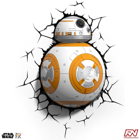 STAR WARS: BB-8 3D Deco Light