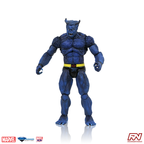 MARVEL SELECT: Beast Action Figure