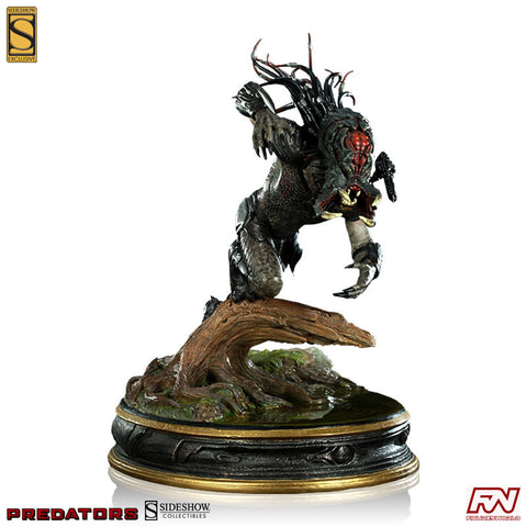 PREDATORS: The Berserker Predator Maquette - Sideshow Exclusive