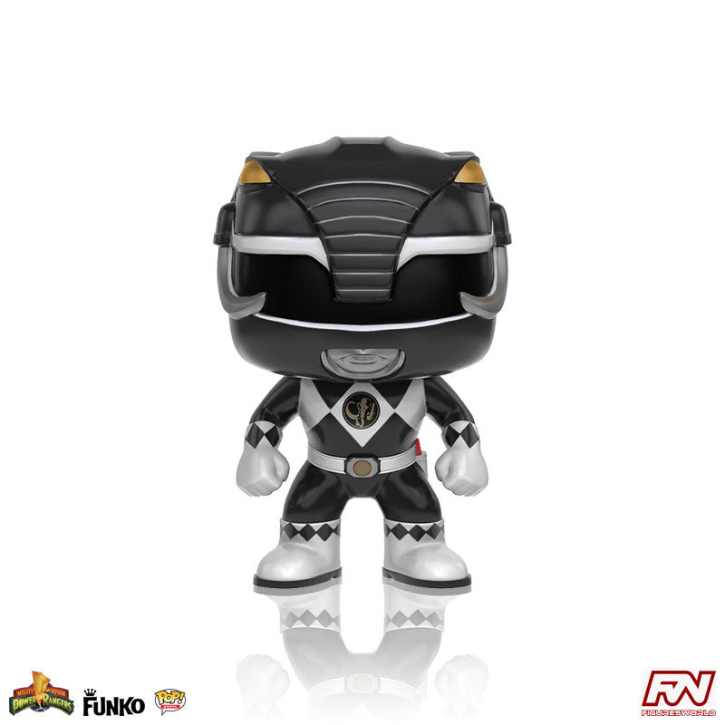 POP! TV: POWER RANGERS - Black Ranger (#361)