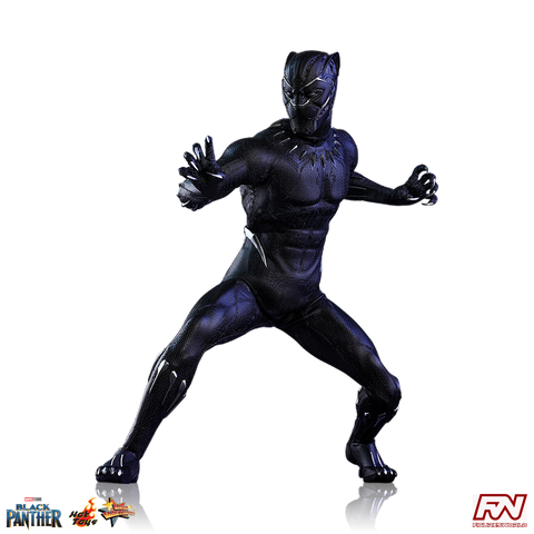 BLACK PANTHER: Black Panther 1:6 Scale Movie Masterpiece Figure