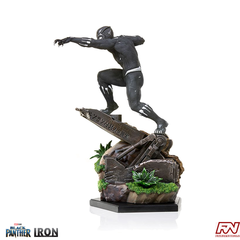 BLACK PANTHER: Black Panther BDS Art Scale 1/10