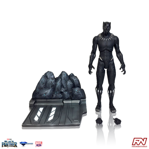 MARVEL SELECT: BLACK PANTHER Movie Action Figure