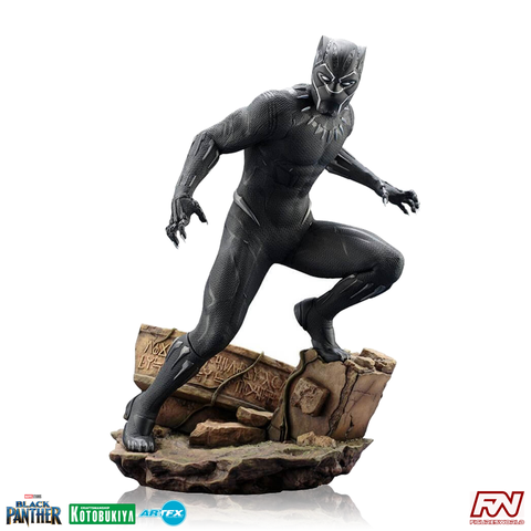 BLACK PANTHER MOVIE: Black Panther 1:6 Scale ArtFX Statue