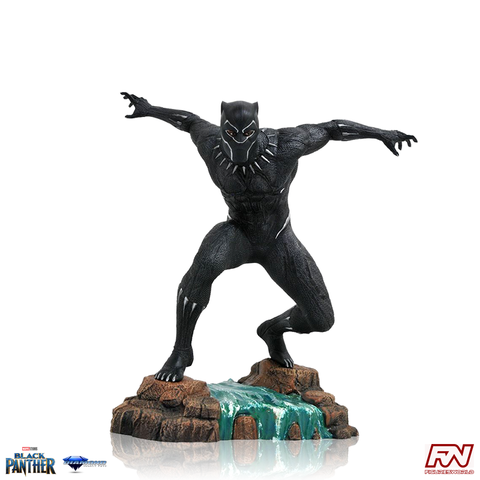 MARVEL MOVIE GALLERY: BLACK PANTHER PVC Diorama