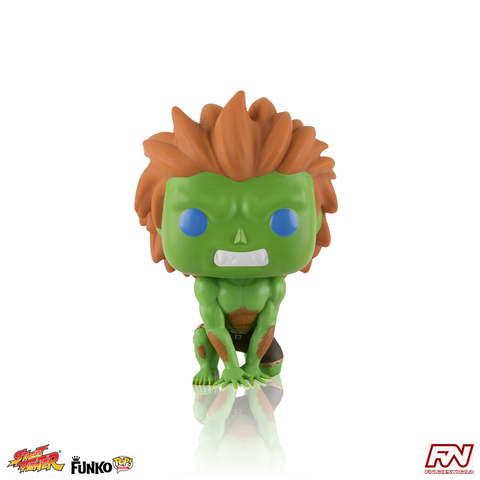 POP! GAMES: STREET FIGHTER - Blanka (#140)