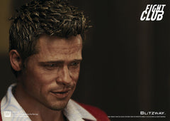 FIGHT CLUB: Tyler Durden (Red Coat Version) 1:6 Scale Figure