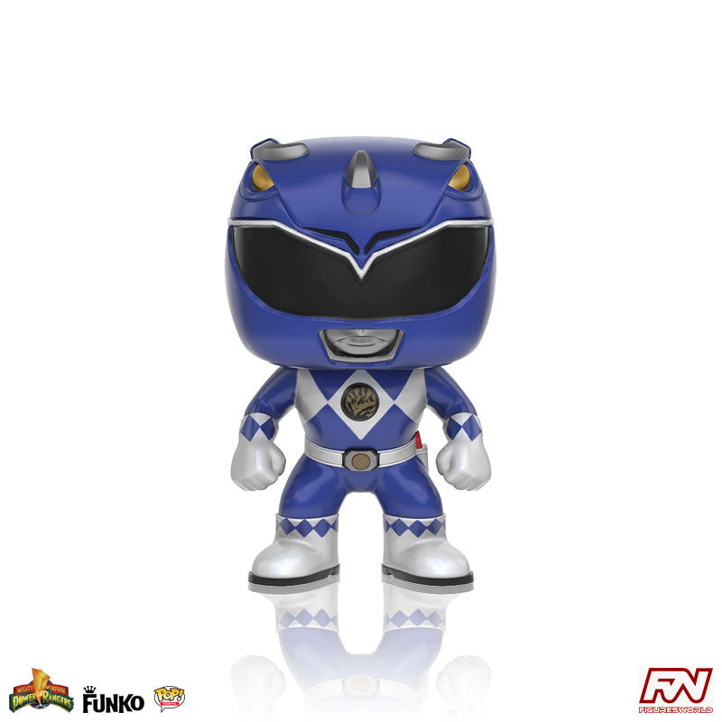 POP! TV: POWER RANGERS - Blue Ranger (#363)