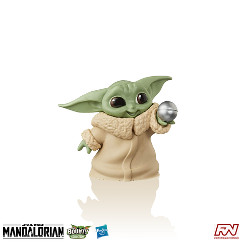 STAR WARS: THE BOUNTY COLLECTION The Child (Ball Toy) 2.2-Inch (5.5cm) Collectible Figure