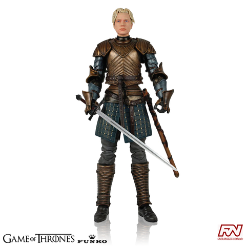GAME OF THRONES: Brienne of Tarth Legacy Collection Action Figure