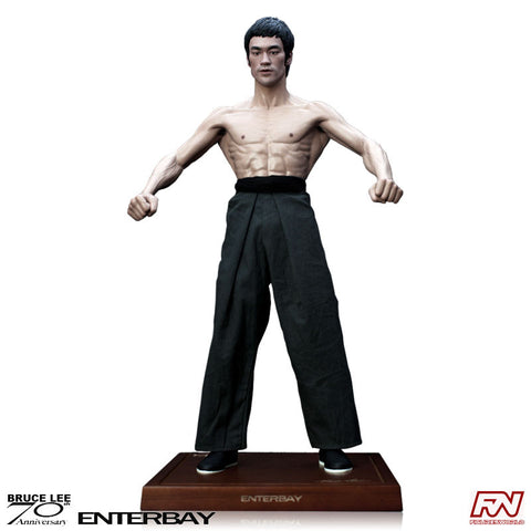 Bruce Lee 70th Anniversary 1:4 Scale HD-Masterpiece Statue