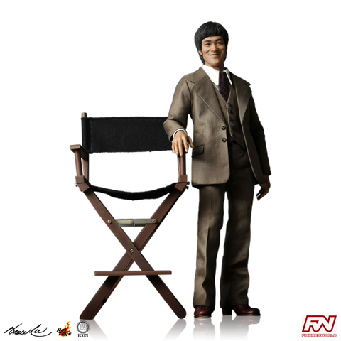 Bruce Lee (In Suit) 1:6 Scale M Icon Figure