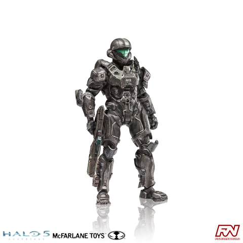 HALO 5 SERIES 2: Spartan Buck Action Figure