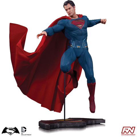 BATMAN V SUPERMAN: DAWN OF JUSTICE: Superman Statue By James Marsano