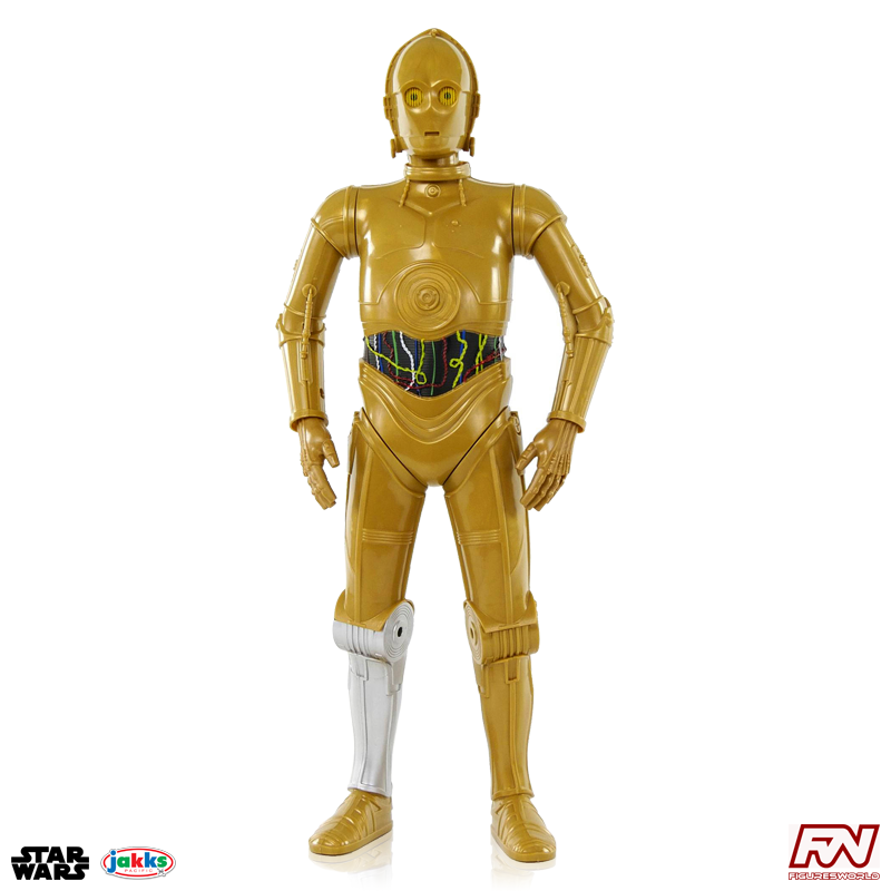 STAR WARS: C-3PO 18-Inch Big Size Figure