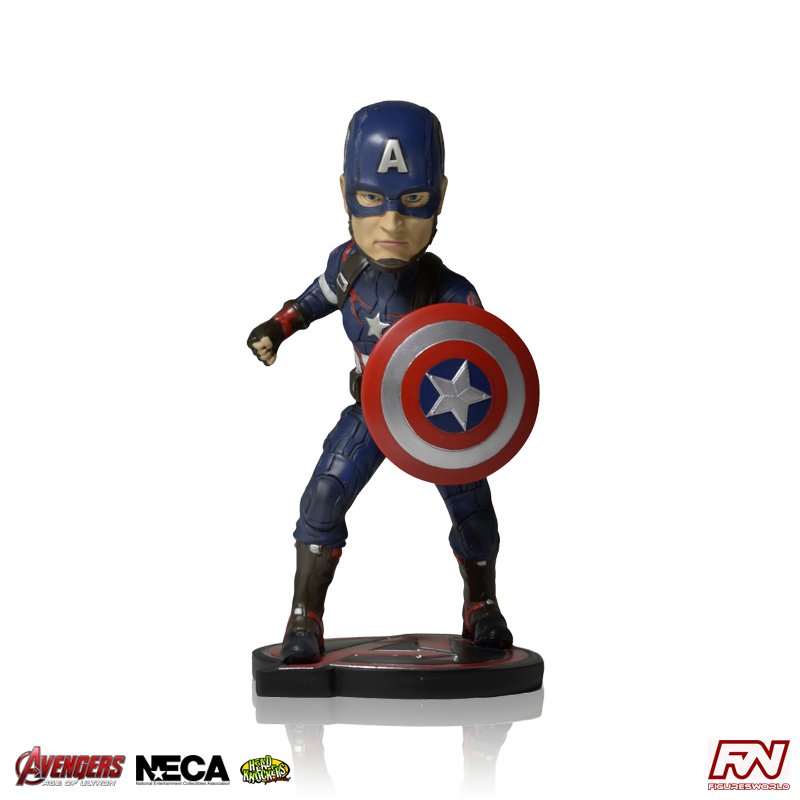 THE AVENGERS: AGE OF ULTRON Captain America Head Knocker Extreme