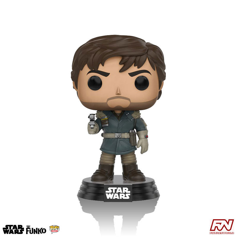 POP! STAR WARS: ROGUE ONE - Captain Cassian Andor (#139)