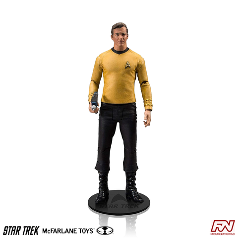 STAR TREK: Captain James T. Kirk 7-Inch Action Figure
