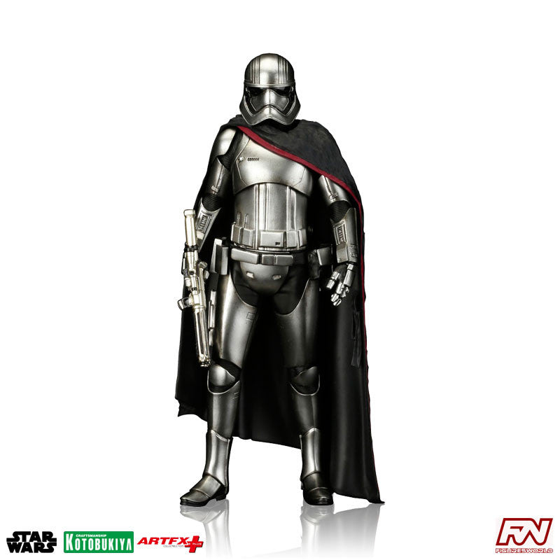 STAR WARS: Captain Phasma ArtFX+ Statue