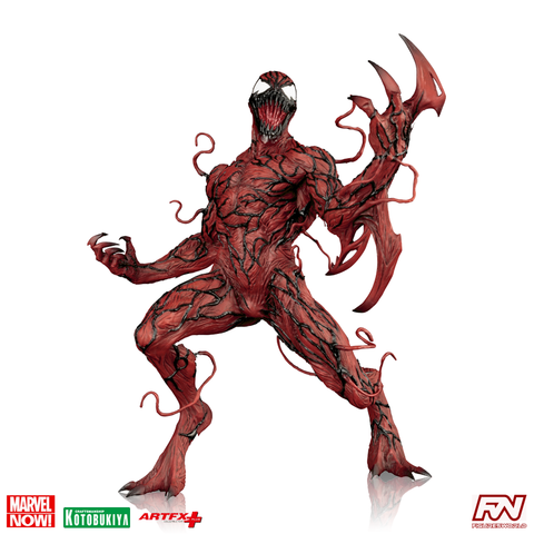 MARVEL NOW! Carnage ArtFX+ PVC Statue