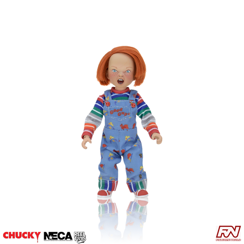 CHUCKY 8-Inch Scale Clothed Action Figure