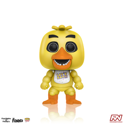 POP! GAMES: FIVE NIGHTS AT FREDDY'S - Chica (#108)